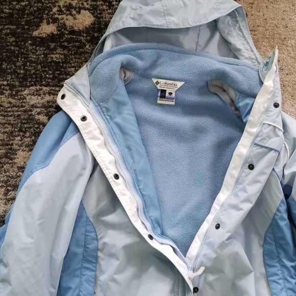 Columbia Cross Terra winter jacket
